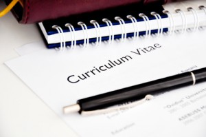 Is your CV up-to-date?