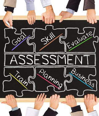 The five most common exercises at an assessment center